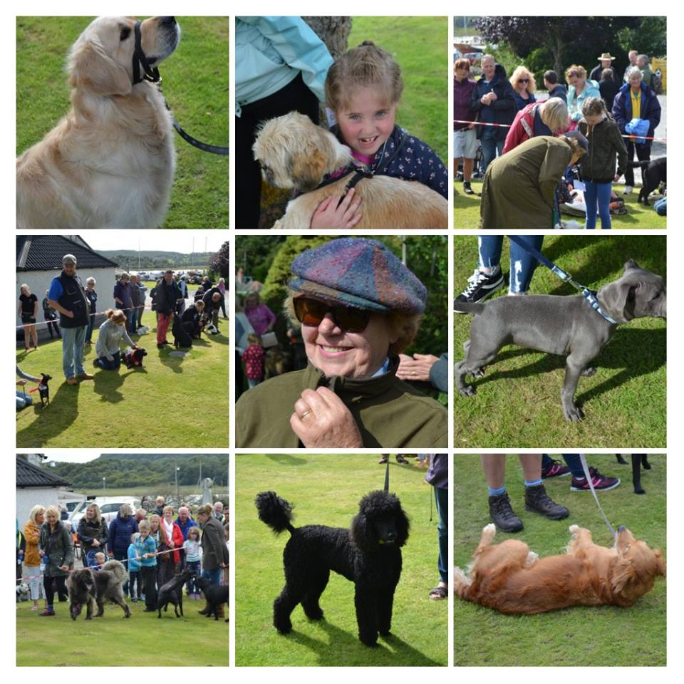 Kippford Dog Show, 2017